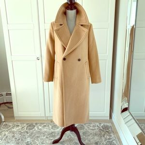 Club Monaco camel coloured jacket
